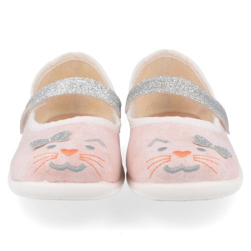 Bellamy Slippers pink Girls (21781) - Junior Steps