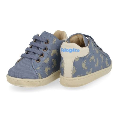 Falcotto Sneakers Jeans  Boys (moon) - Junior Steps