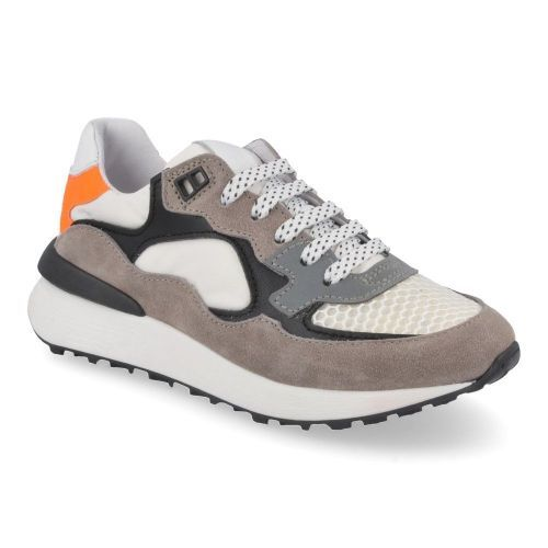 Lepi Sneakers Grey Boys (6561) - Junior Steps