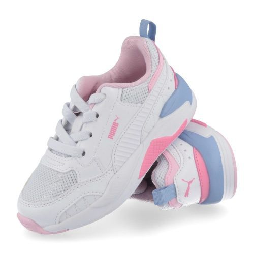 Puma Sneakers wit Girls (374192-08) - Junior Steps