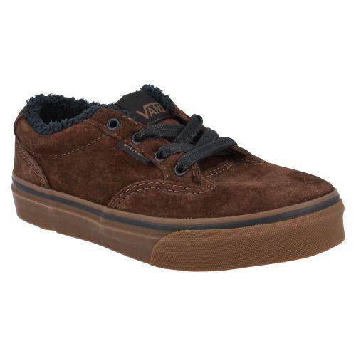 vans Schoenen Zwart jongens (covert voyn6ib) Junior Steps