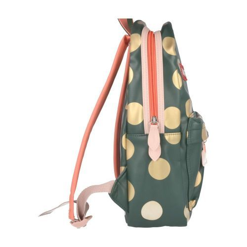 Zebra Backpack Khaki Girls () - Junior Steps