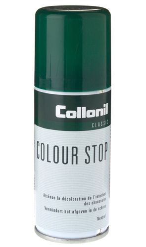 Collonil onderhoudsprod   ( - colour stop colour stop spray) - Junior Steps