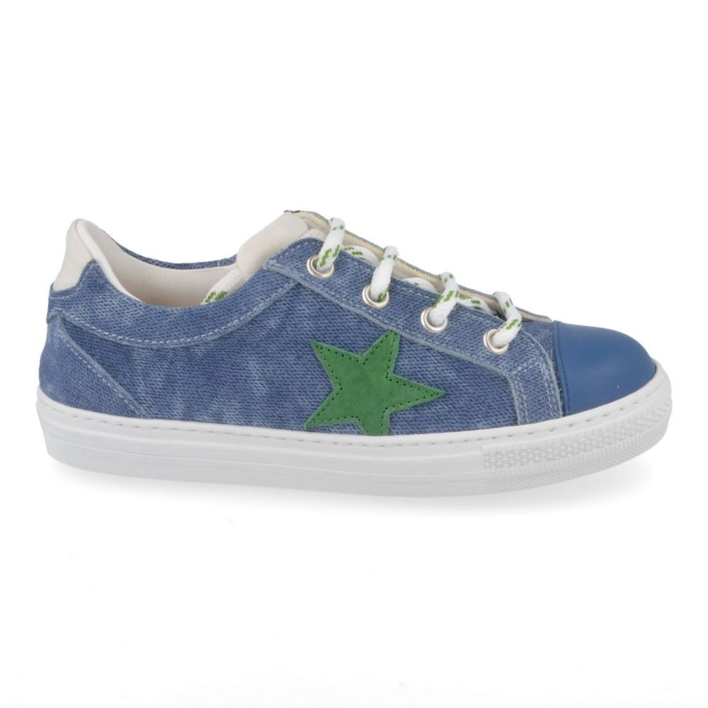 Zecchino d'oro Sneakers Blue Boys (4443) - Junior Steps
